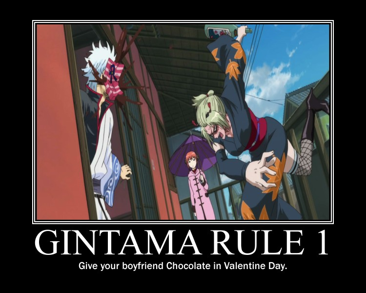 Gintama Funny Pictures Gintama SnapPoster 5th Issues