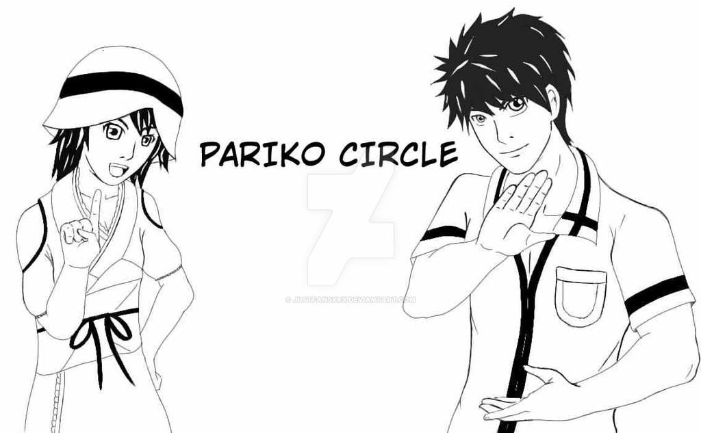Pariko Circle by Justfansxxx