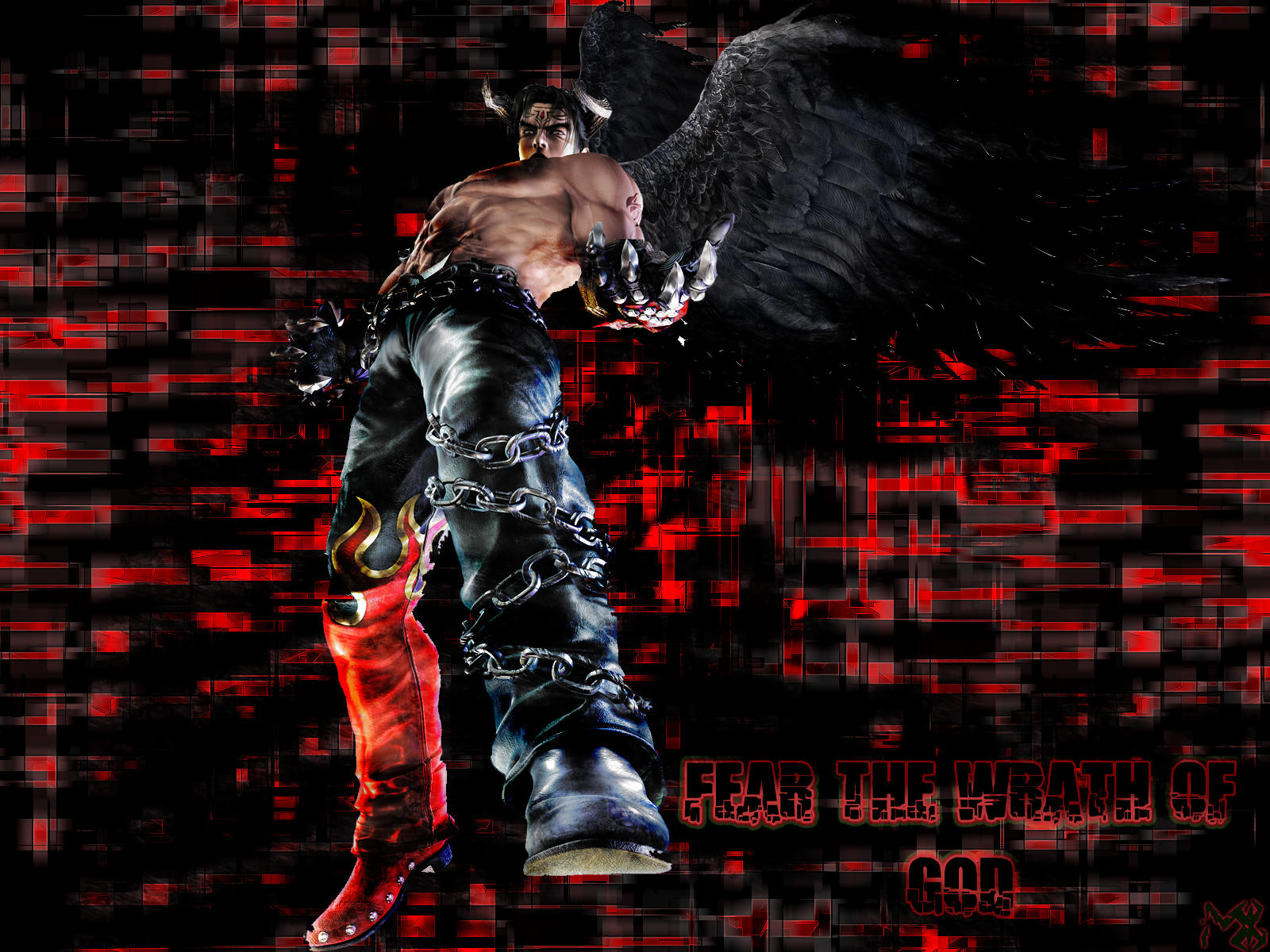 Devil jin by ~Mxtremeg on deviantART