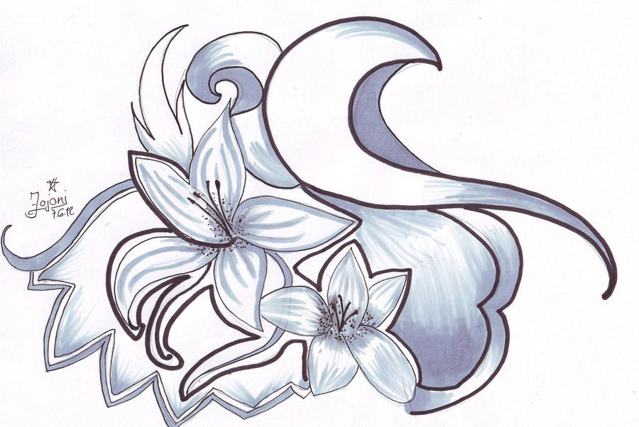 Lily by Jojoni