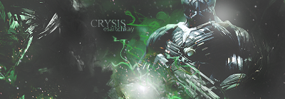 Crysis GReen by shk828