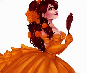 Belle by snownymphs
