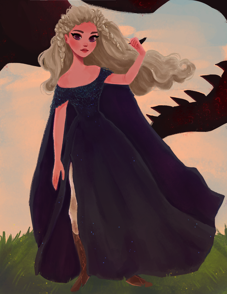 dany by snownymphs