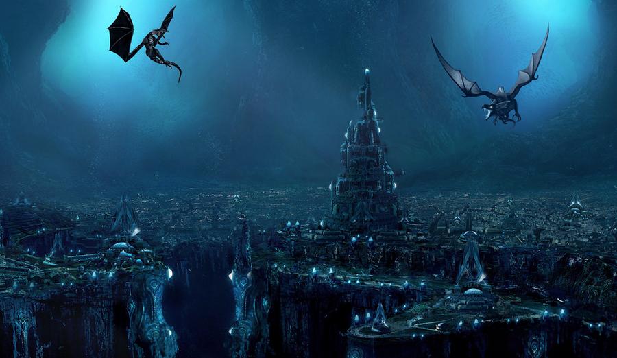 100+ Underground Cities In Skyrim – yasminroohi