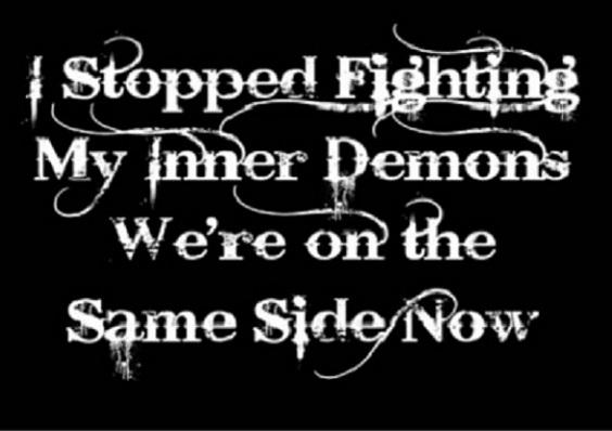inner demons by demonslayer502
