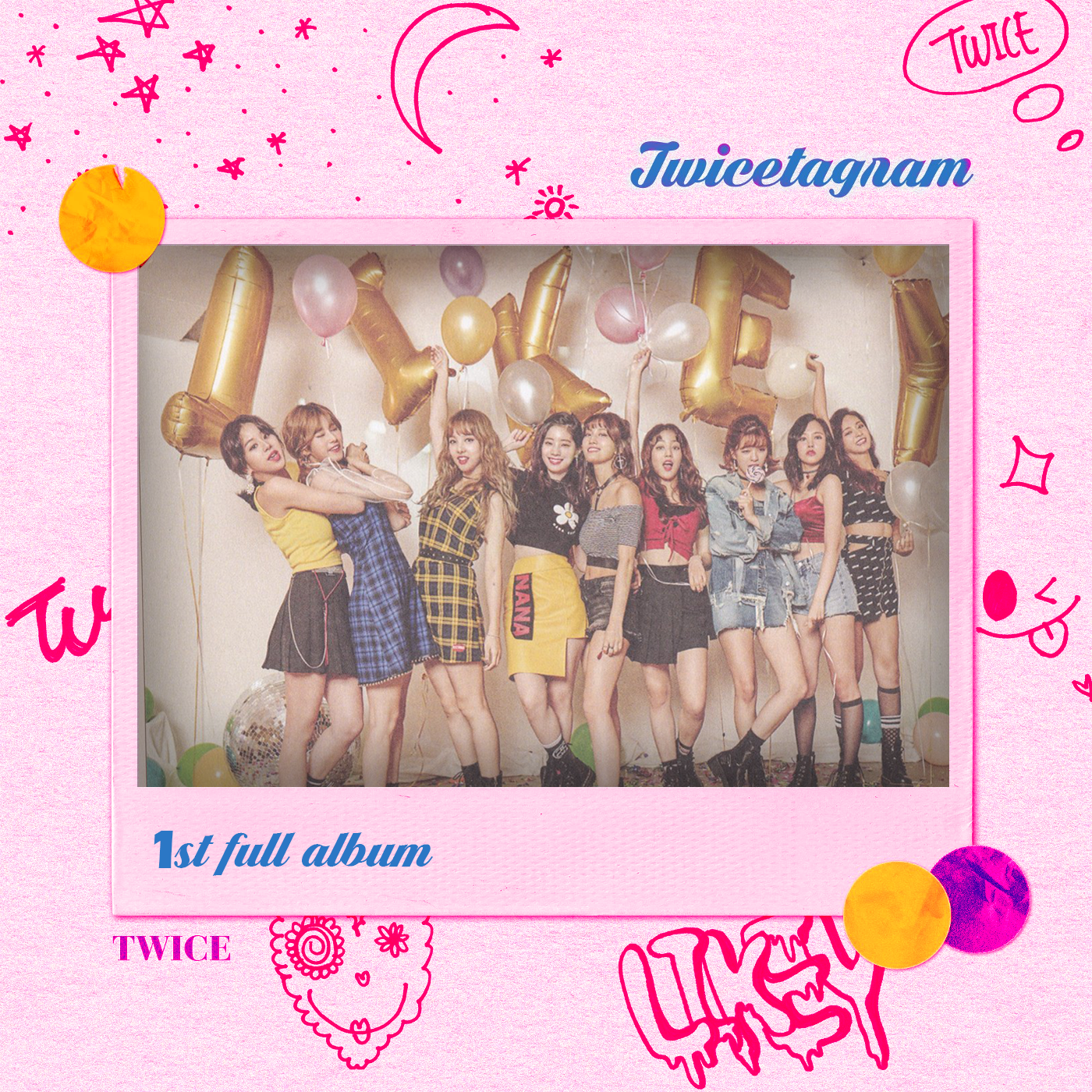 Twicetagram Cover By DylanTwIcE by DylanTwIcE on DeviantArt