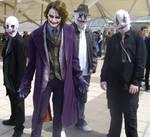 Joker and his Henchmen