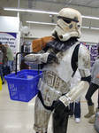 Shopping Stormtrooper