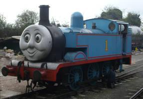 Thomas The Tank Engine by lunamaxwell