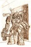 Warhammer 40k - Night Lord
