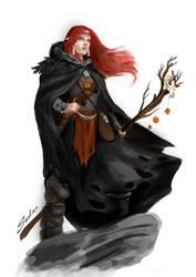Viking Sorceress