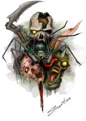 Pestilence and Plague
