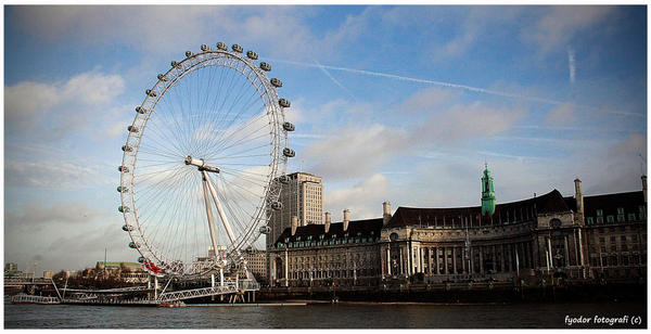 London eye 2. by DefyingInfinity