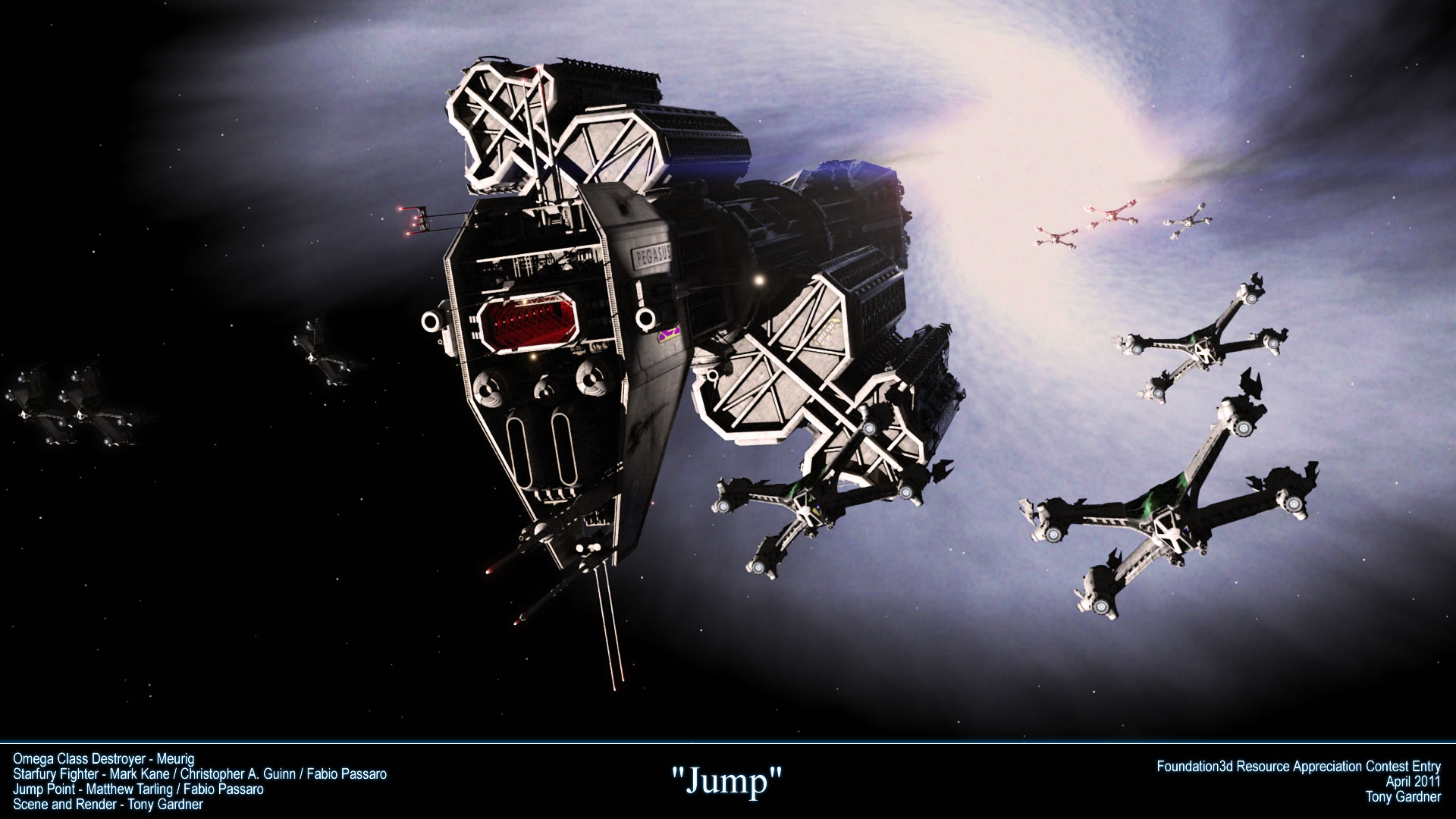 Jump by tonygardner