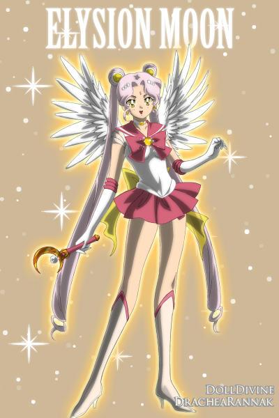 Sailor Elysion Moon by BunnyChoi