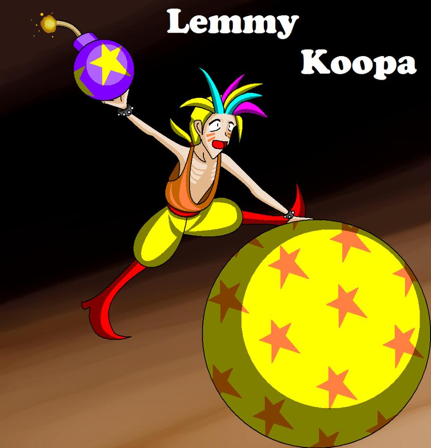 Lemmy Koopa Ball
