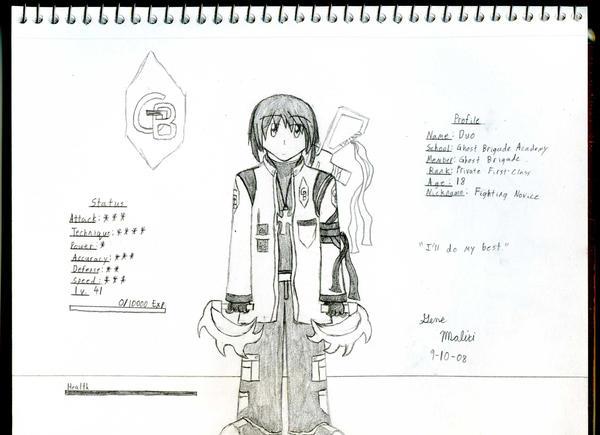 GB Profile: Duo by KitsuneHavoc
