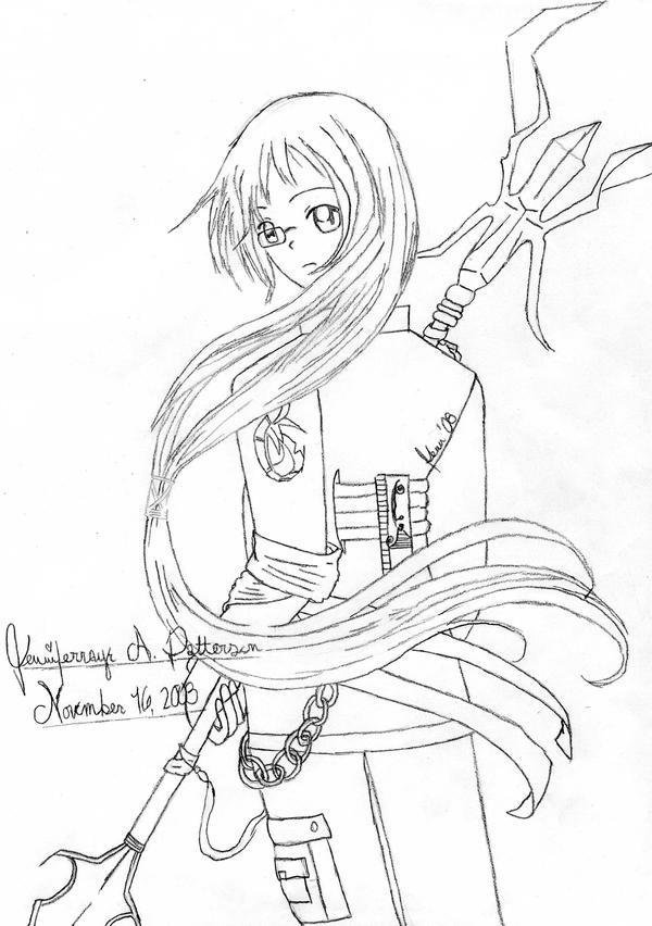 Fan Art: Sai by KitsuneHavoc