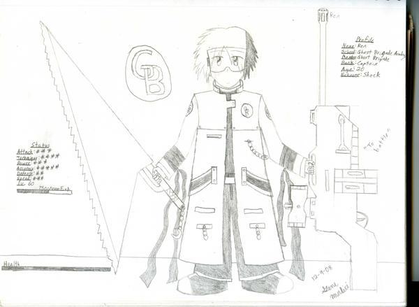 GB Profile: Ren by KitsuneHavoc