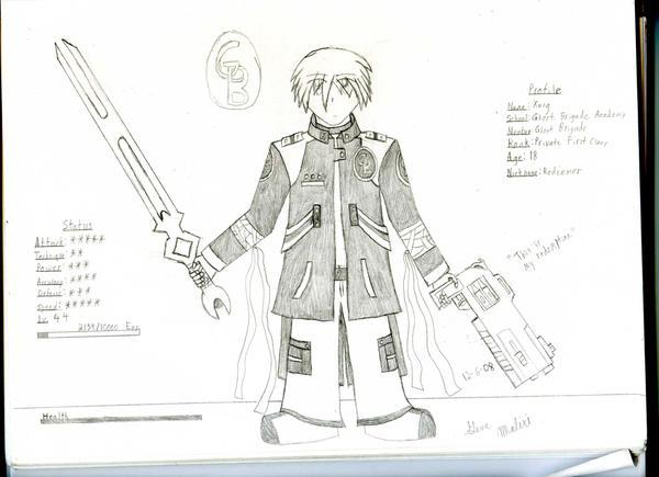 GB Profile: Xang by KitsuneHavoc