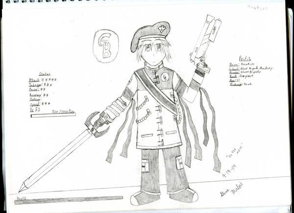 GB Profile: Hawkins by KitsuneHavoc