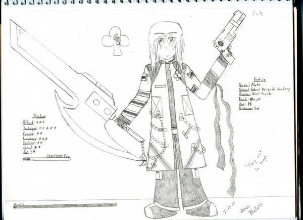 GB Profile: Fate by KitsuneHavoc