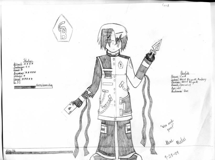 GB Profile: Card by KitsuneHavoc