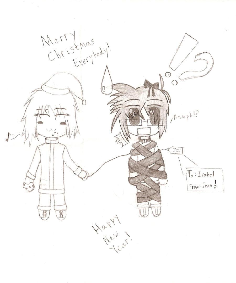 A Christmas Gift by KitsuneHavoc