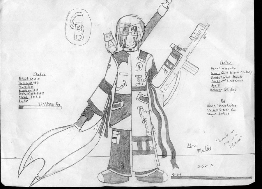 GB Profile: Sciezuka by KitsuneHavoc
