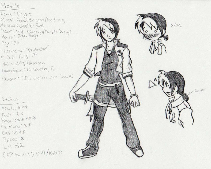 GB Profile: Crysis Ruude by KitsuneHavoc
