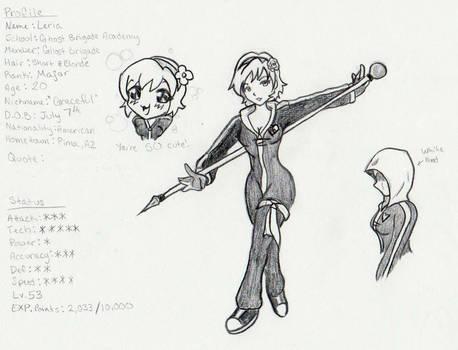 GB Profile: Leria Thatch
