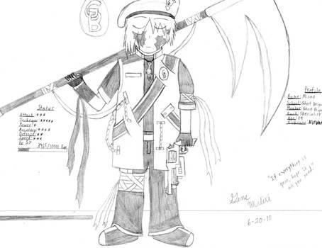 GB Profile: Misao