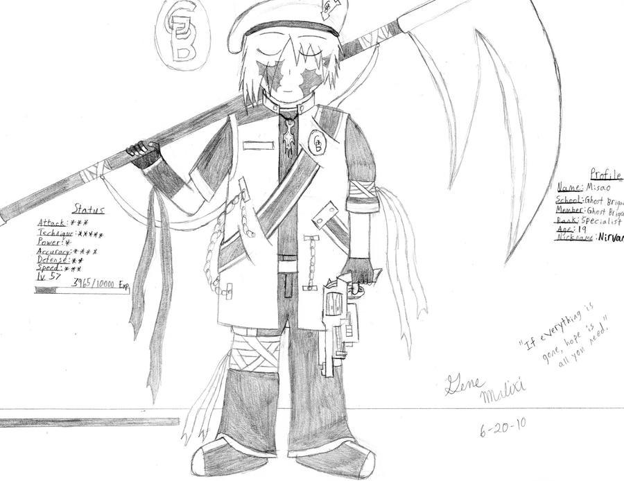 GB Profile: Misao by KitsuneHavoc