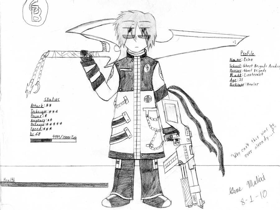 GB Profile: Echo by KitsuneHavoc