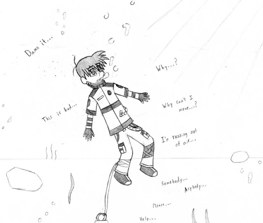 Drowning by KitsuneHavoc