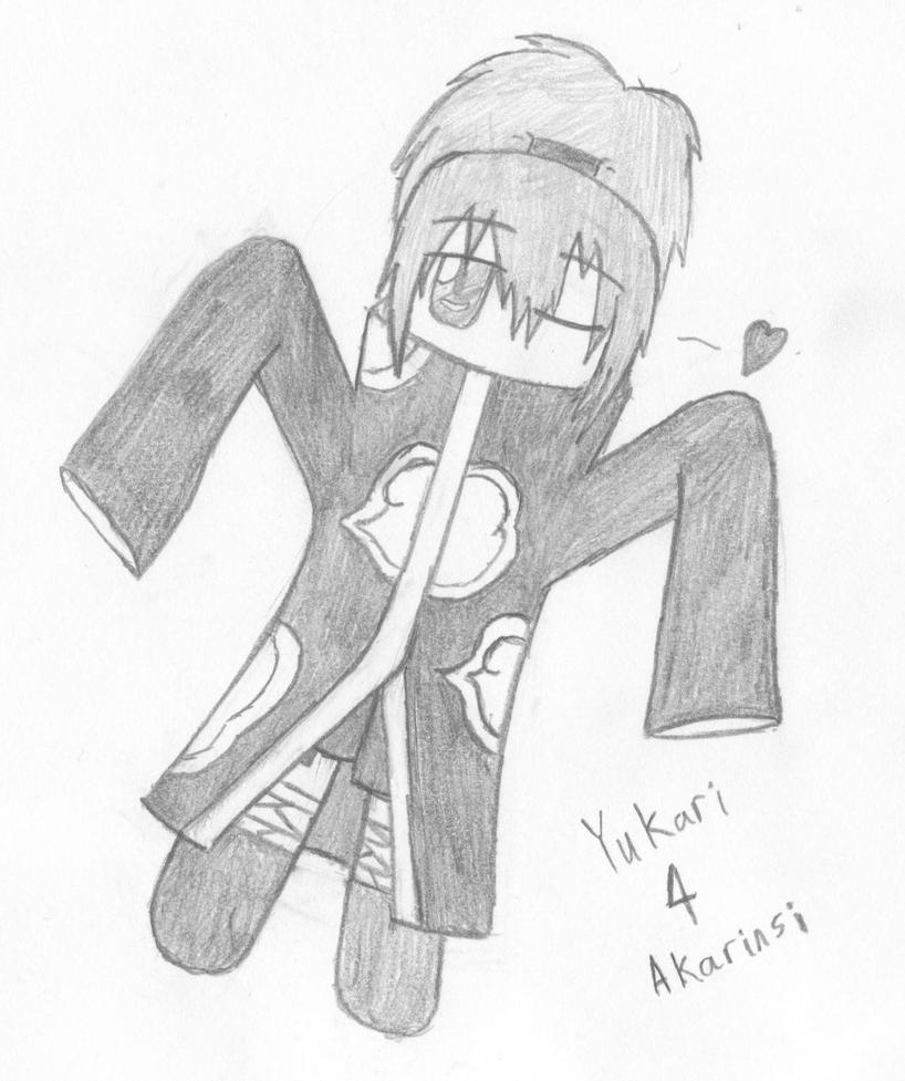 Yukari - akarinsei by KitsuneHavoc