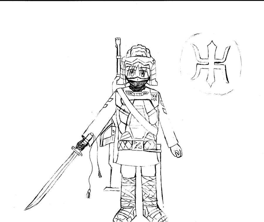 Imperial Warrior - Rising Sun by KitsuneHavoc