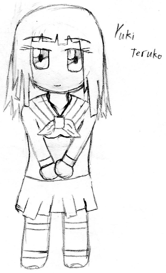 Yuki Teruko - krisumi by KitsuneHavoc