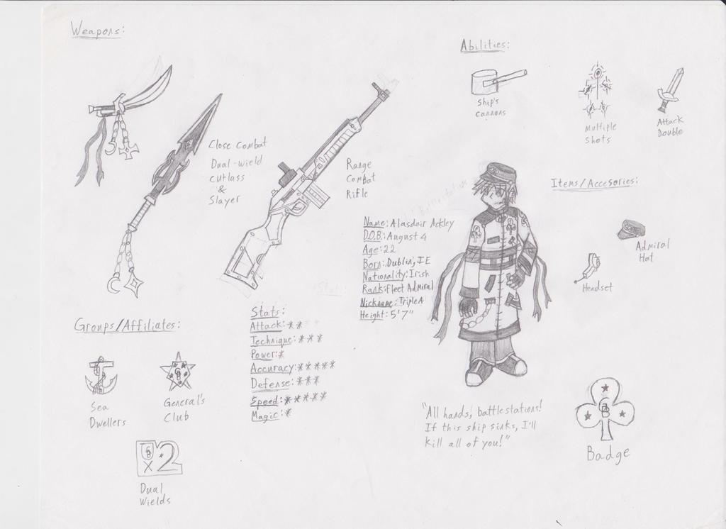 GB Profile: Alasdair Ackley by KitsuneHavoc