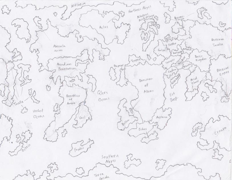 World of Mystaria v.1 by KitsuneHavoc
