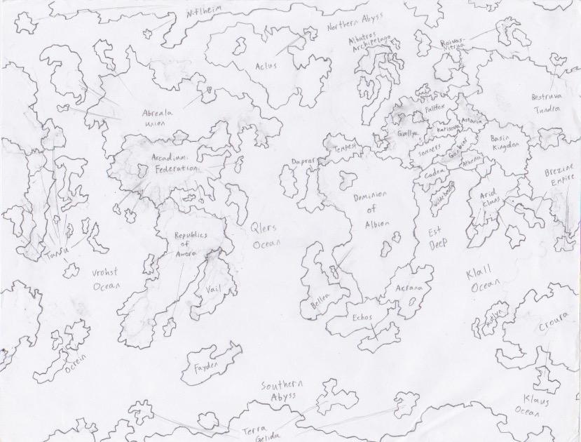 World of Mystaria v.3 by KitsuneHavoc