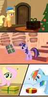 A Pinkie Christmas