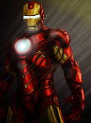 Iron Man by azaelwyn