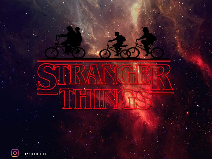 Stranger things wallpaper by pxdilla on DeviantArt