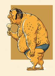 FAT MAN by Mamagmo