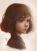 Elizabeth Comstock by Tukilit