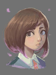 Round face by Tukilit