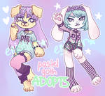 [CLOSED] Furry Pastel Adopts Reduced AUCTION