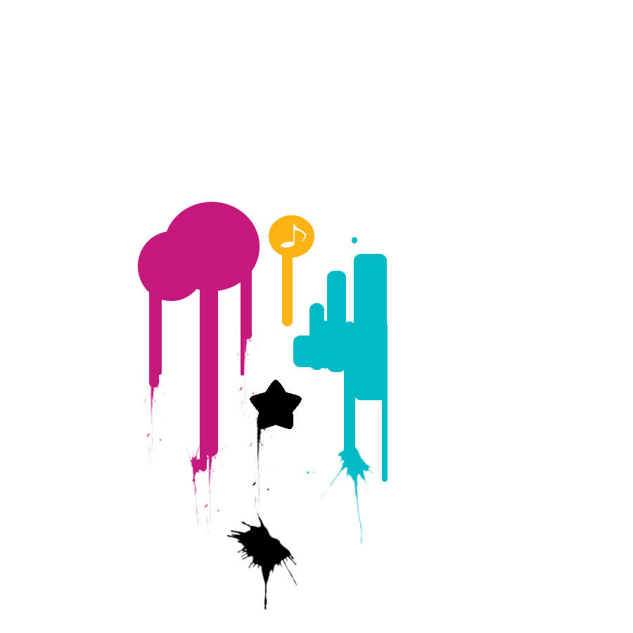 Musical Art by coloured-dreamsx