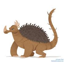 Angilus by MyPetDinosaur